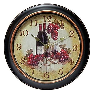 Infinity Instruments Valencia Wall Clock