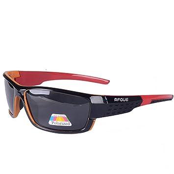 ZRTYJ Gafas de Sol Diseño de Marca Gafas de Sol polarizadas