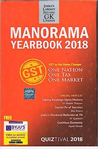 Buy manorama yearbook 2018 book online at low prices in india buy manorama yearbook 2018 book online at low prices in india manorama yearbook 2018 reviews ratings amazon fandeluxe Images