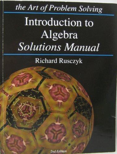 art of problem solving algebra
