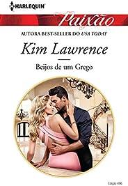Beijos de um Grego (Harlequin Jessica Especial Livro 496)