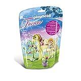 Playmobil Flower Fairy with Unicorn-Sun Beam Playset