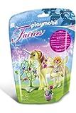 Playmobil Hadas - Flor con unicornio (5442)