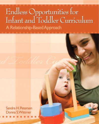 Endless Opportunities for Infant and Toddler Curriculum:...