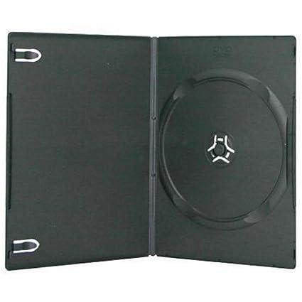 Four Square Media Slimline - Estuches para DVD, 7 mm de ...