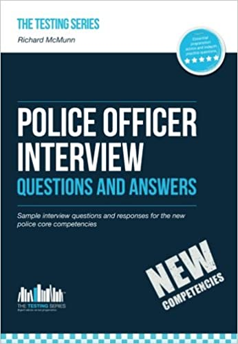 police officer interview questions and answers sample interview