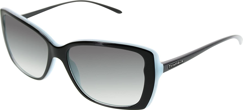 Gafas de Sol Tiffany & Co. TF4079 BLACK/SHOT/BLUE: Amazon.es ...