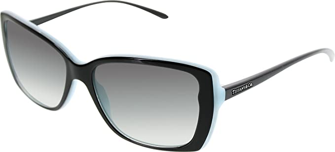 Gafas de Sol Tiffany & Co. TF4079 BLACK/SHOT/BLUE: Amazon.es ...