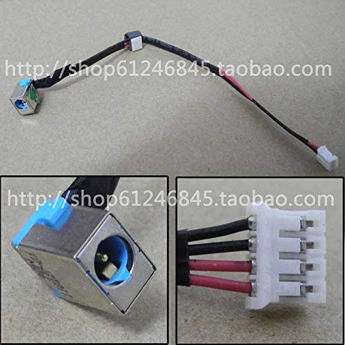 Cable Length: Other Computer Cables Yoton Laptop DC Power Jack with Cable for Acer Emachines E529 E443 E640