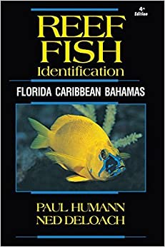Book Reef Fish Identification (Reef Set) by Humann, Paul (2014)