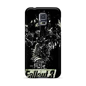 Excellent Hard Cell-phone Case For Samsung Galaxy S5 With Custom Realistic Fall Out Boy Band FOB Pattern RitaSokul