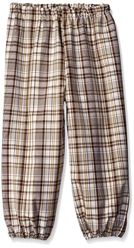 Alexanders Costumes Knickers, Brown Plaid, Large (Colonial Pirate Costume)