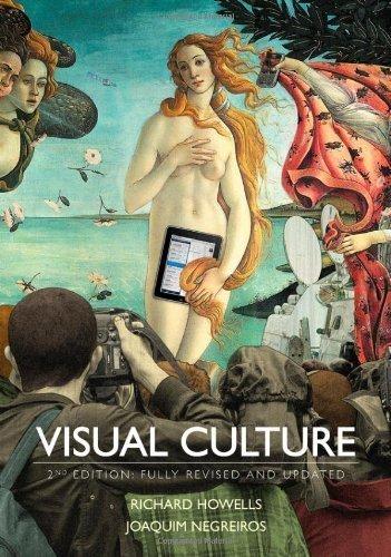 Visual Culture by Howells, Richard, Negreiros, Joaquim 2nd (second) (2012) Paperback