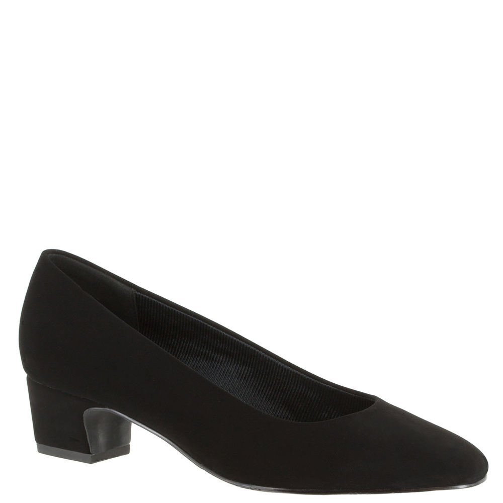 Easy Street Women's Prim Dress Pump B01HN775FA 10 N|Black Lamy