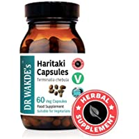 DR WAKDE'S® Haritaki cápsulas (Terminalia chebula) I 100%