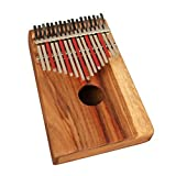 HUGH TRACEY 17-Note TREBLE DIATONIC BOX Kalimba - KBT017 Model