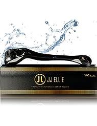 Derma Roller - Cosmetic Needling Kit For Face, 540 Titanium...