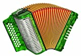 Hohner 3523AG 15.5-Inch 43-Key Accordion