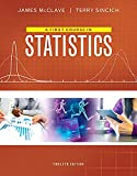A First Course in Statistics 12th Edition