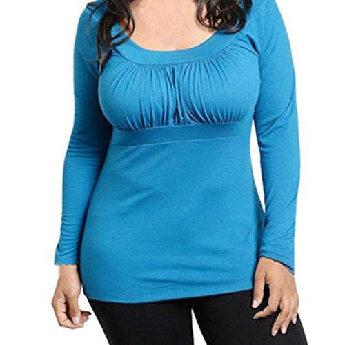 SunfeiAutumn Women Fashion Sleeve Shirt