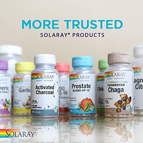 Solaray Vitamin C w/Rose Hips & Acerola | 1000mg | Two-Stage Timed-Release Healthy Immune Function (275 VegCaps)
