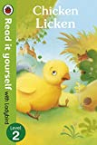 """Chicken Licken - Read it yourself with Ladybird - Level 2 (Read It Yourself with Ladybird. Level 2. Book Band 5)"" av Ladybird"