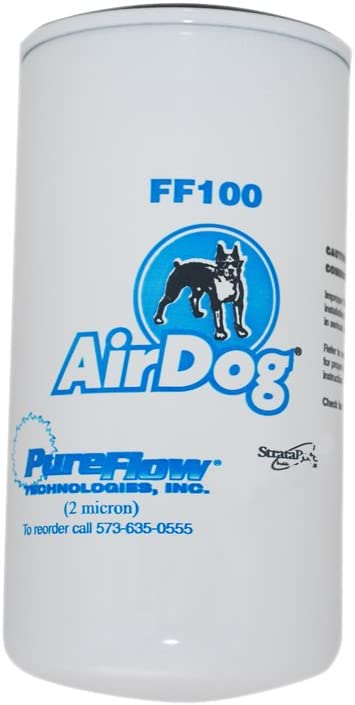 Airdog by Pureflow 10 Micron Replacement Fuel Filter FF100-10