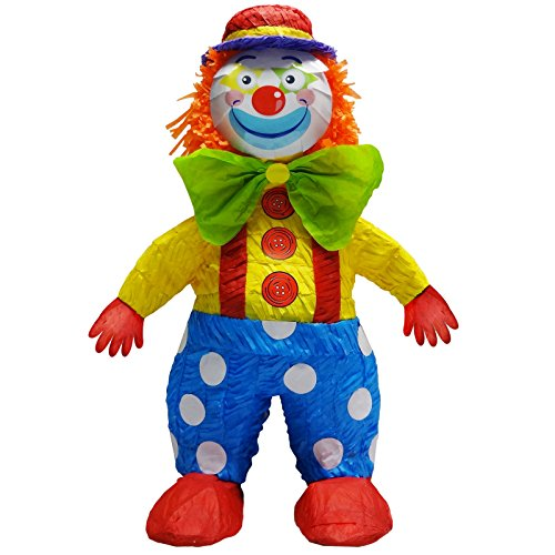 Clown Pinata (1) -