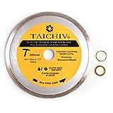 TAICHIV High Performance 7 inch 180mm Continuous Rim Diamond Circular Saw Blades