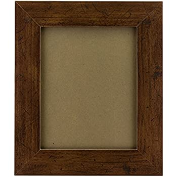 craig frames fm74dkw 20 by 30 inch pictureposter frame smooth grain finish - Wood Poster Frames