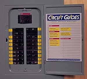 Quot Circuit Guides Quot Kit You Get 149 Identifier Labels Plus
