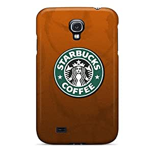 Deeck Scratch-free Phone Case For Galaxy S4- Retail Packaging - Starbucks Coffee