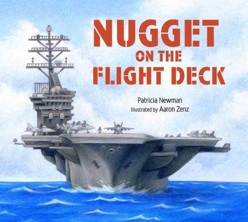 Nugget on the Flight Deck (Aircraft Flight Deck)