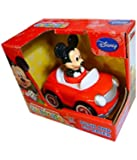 Disney Mickey Mouse Push and Go Racer Car