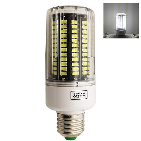 E27 LED Blanco frío, bombillas de bajo consumo, respetuoso con el medio ambiente,