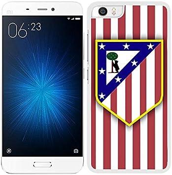 FUNDA CARCASA PARA Xiaomi Mi5 DISEÑO FÚTBOL ATLÉTICO DE MADRID ...
