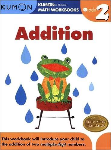 Grade 2 Addition (Kumon Math Workbooks): Kumon Publishing ...