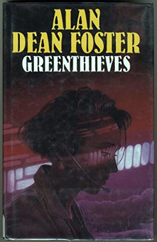 book cover of Greenthieves
