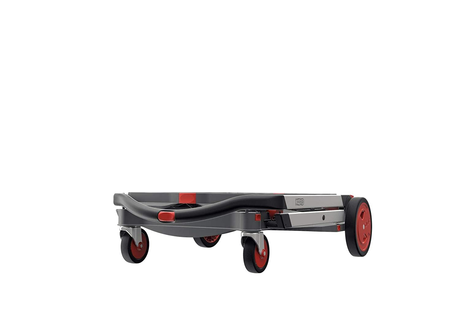 Clax Comfort Folding Mobile Red Edition