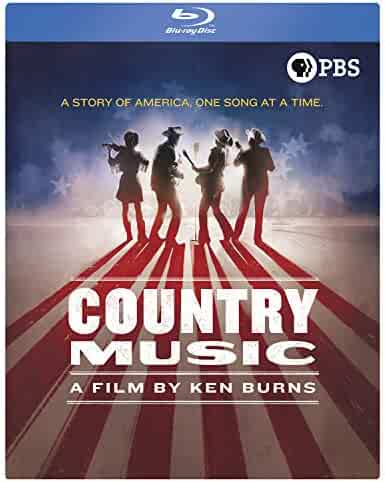 Ken Burns: Country Music Blu-ray