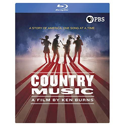 Ken Burns: Country Music Blu-ray -  Rated PG