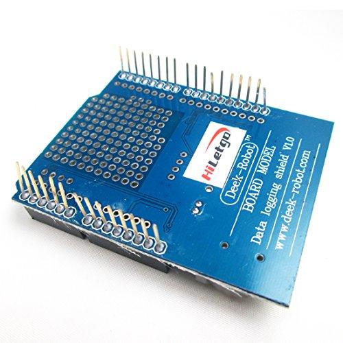 Mini logging data loggers recorder module shield v for