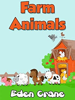 Farm Animals by [Crane, Eden]