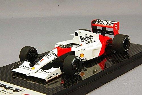 1/43 マクラーレン ホンダMP4/6 日本GP1991 2位 No.1 World Champion 1991 FE016A