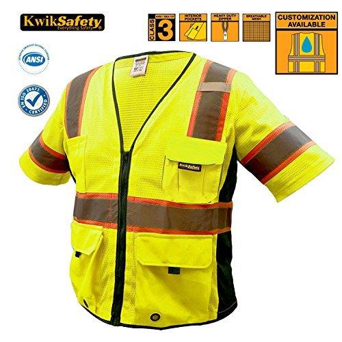 Class 3 Safety Vest - 1