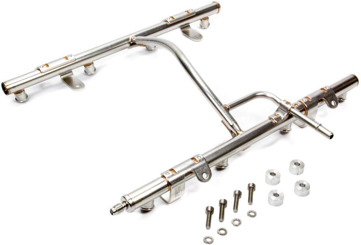 COMP Cams Fuel Rail Adapter Kit, LSXr 102mm Manifold, LS2 OEM Rail Kit