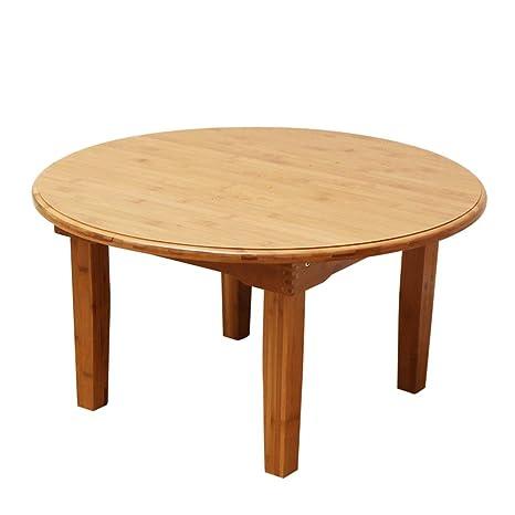 Amazon.com: Mesa redonda plegable portátil para niños mesa ...