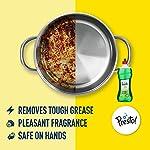 Amazon Brand – Presto! Dish Wash Gel – 750 ml (Lime)