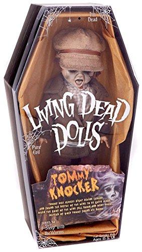 Mezco Living Dead Dolls Series 34 Tommy Knocker Doll -