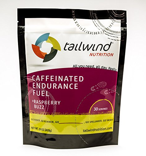 Tailwind Nutrition Caffeinated Endurance Fuel Raspberry Buzz 30 Serving